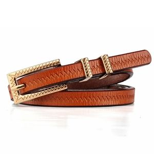 Accessories - Women real leather belts